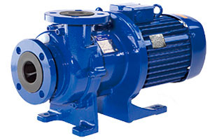 Kjemikalie pumper i kunststoffiber