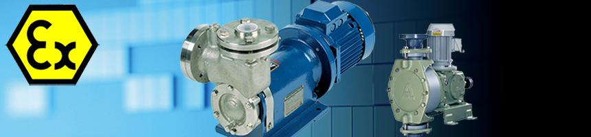 ATEX pumper