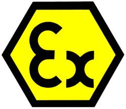 atex logo udstyr