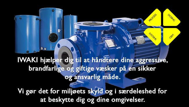 IWAKI Nordic A/S - Mission Statement