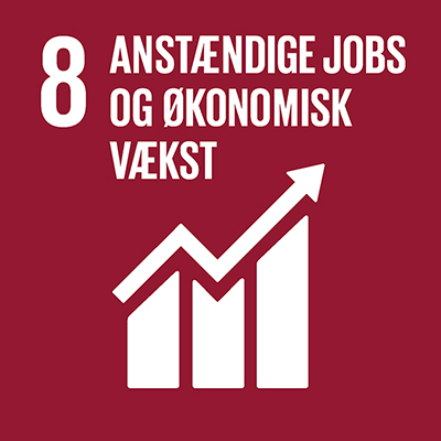 SDGs pkt. 8