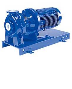 mag-drive centrifugal pumps in MDM-series