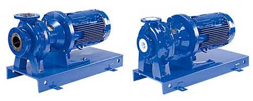 pumps for chemicals / mdm-series