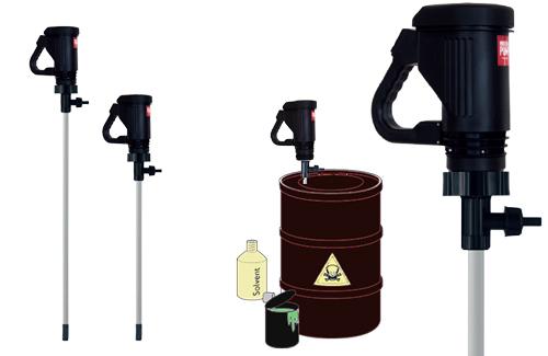 SP-MINI drum pump