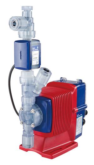 EWN dosing pump with flow control