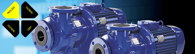 process chemical pumps
