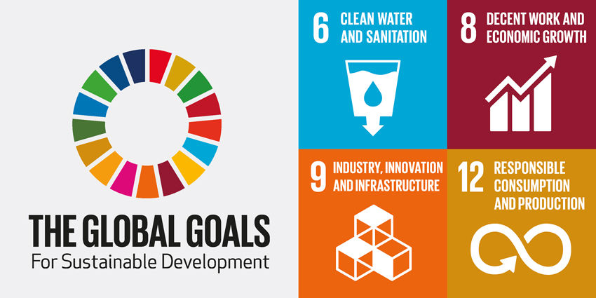 UN Global Goals for sustainable development