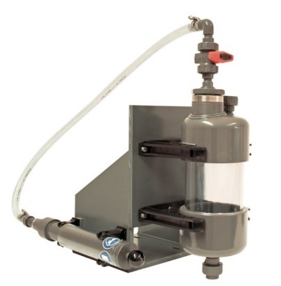 manuelt vakuum system